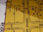 Parcela curs constructii in Recas 676 mp