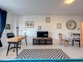 Pipera - Citylights, apartament 2 camere mobilat, 71 mp