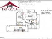 Apartament 3 camere, 72 mp utili, etaj 1 & 2
