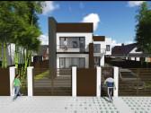 Casa / vila, stil mediteranean P+1, Valu lui Traian Central