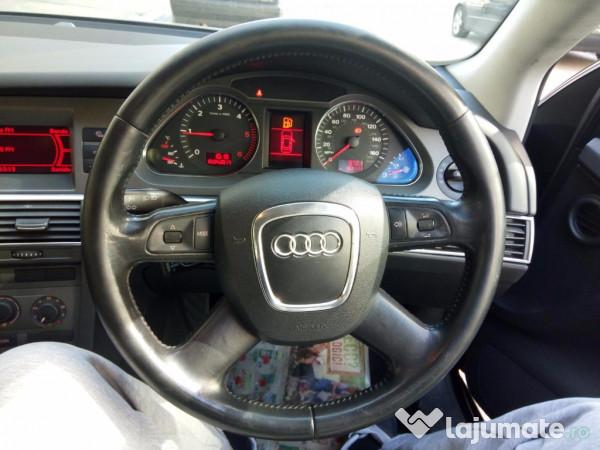 Airbag Volan Audi A6 C6 Airbag Volan A4 B6 350 Ron Lajumate Ro