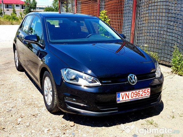 vw golf 7 match 1 6 tdi 2014 euro 5 eur. Black Bedroom Furniture Sets. Home Design Ideas