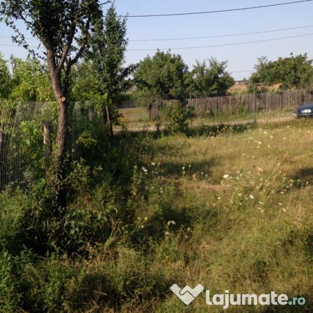 Vanzare  terenuri constructii  850 mp Buzau, Spataru  - 14500 EURO