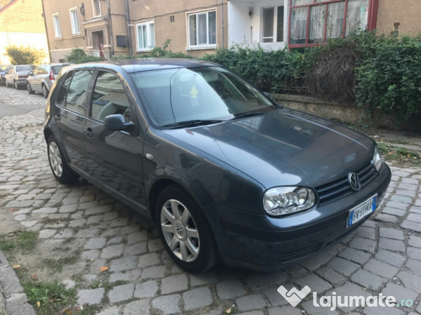 volkswagen golf 4 1 9 tdi 110 cai 2001 eur. Black Bedroom Furniture Sets. Home Design Ideas
