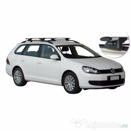 bare portbagaj pentru vw golf 6 break combi 2009 2013 249. Black Bedroom Furniture Sets. Home Design Ideas