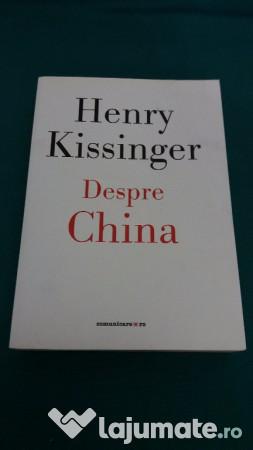Pdf kissinger on china