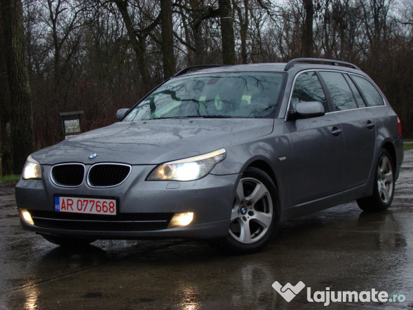 bmw e60 e61 520d touring 2 0 diesel an 20008. Black Bedroom Furniture Sets. Home Design Ideas