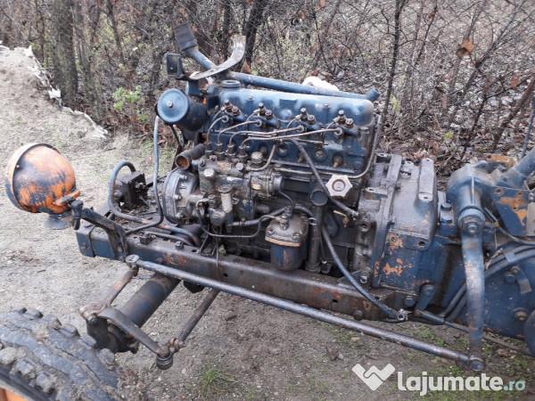 2 Motor Tractor : Motor tractor fiat eur lajumate ro