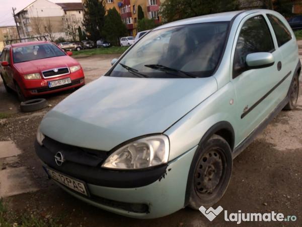 Opel Corsa C 1 4 An 2002 Inm Ro 350 Eur Lajumate Ro