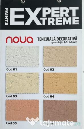 Tencuiala Decorativa Iasi.Noua Tencuiala Decorativa Structurata Promo August 69 Ron