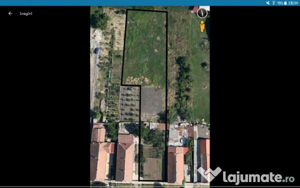 Vanzare  terenuri constructii  2000 mp Timis, Giarmata  - 2000 EURO