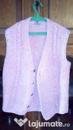 ilic/vesta impletit manual din lana, nou, constanta , 50 ron