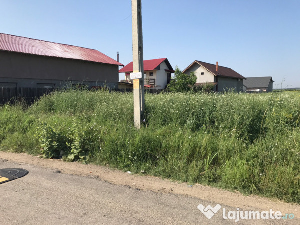 Vanzare  terenuri constructii  4100 mp Dambovita, Samurcasi  - 73800 EURO