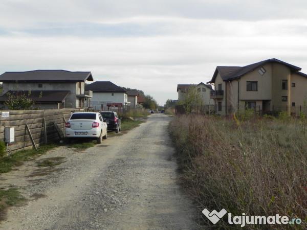 Vanzare  terenuri constructii  606 mp Arges, Domnesti  - 19998 EURO