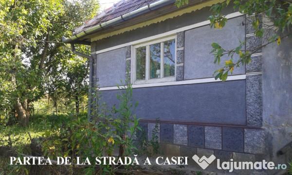 Vanzare  casa  2 camere Cluj, Mociu  - 19000 EURO