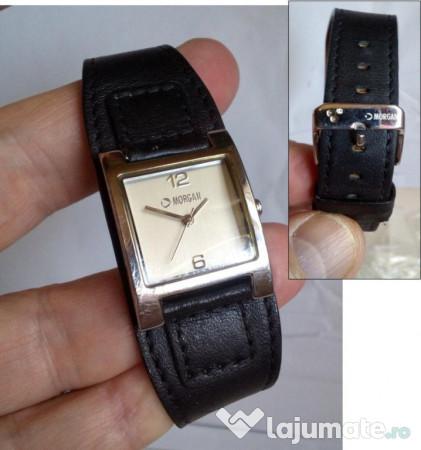 vândut în toată lumea dimensiunea 40 50% reducere Ceas de dama morgan m873b, stare foarte buna, functional, 80 lei ...