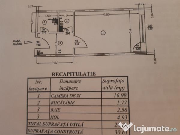 Vanzare  apartament Neamt, Valeni (Piatra-Neamt)  - 21427 EURO