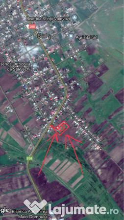 Vanzare  spatii comercial Iasi, Boureni (Targu Frumos)  - 117000 EURO