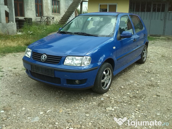 vw polo 1 4 tdi cu aer conditionat an 2001 eur. Black Bedroom Furniture Sets. Home Design Ideas
