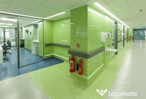 linoleum pvc trafic intens medical antibacterian ieftin 45 ron. Black Bedroom Furniture Sets. Home Design Ideas