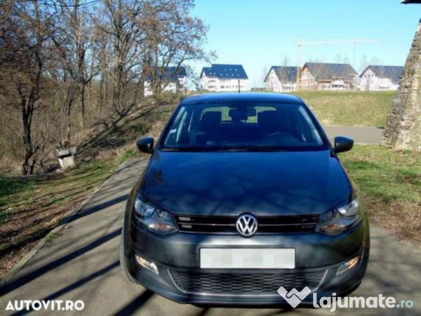 volkswagen polo 1 6 tdi dpf highline 105 cp eur. Black Bedroom Furniture Sets. Home Design Ideas