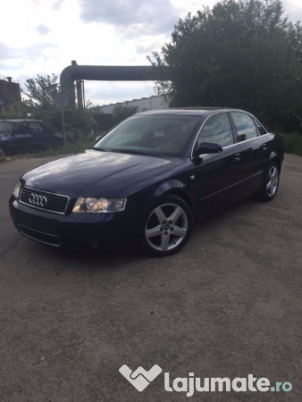 audi a4 chrome paket 1 9 tdi 131 cp full options. Black Bedroom Furniture Sets. Home Design Ideas