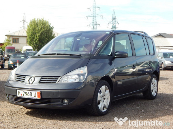renault espace 4 dci 2 2 d 150 cp anul 2004 eur. Black Bedroom Furniture Sets. Home Design Ideas