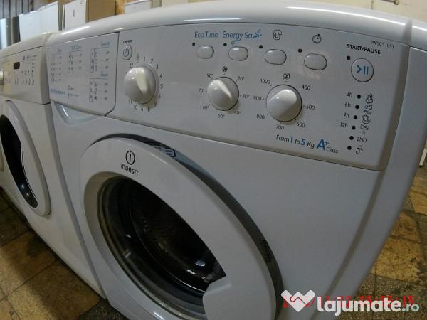 masina de spalat slim ingusta indesit 499 ron. Black Bedroom Furniture Sets. Home Design Ideas