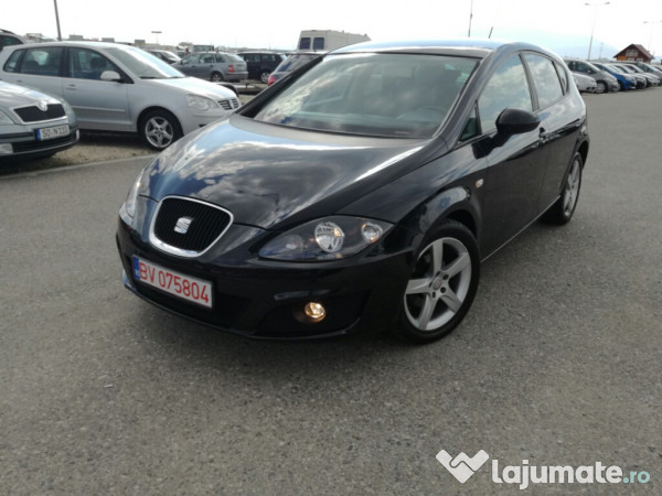 seat leon 1 9 tdi 105cp 6 2010 eur. Black Bedroom Furniture Sets. Home Design Ideas