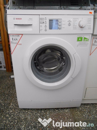 bosch maxx 7 brand new bosch classixx wtegb tumble dryer. Black Bedroom Furniture Sets. Home Design Ideas