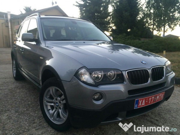 bmw x3 facelift panoramic full option eur. Black Bedroom Furniture Sets. Home Design Ideas