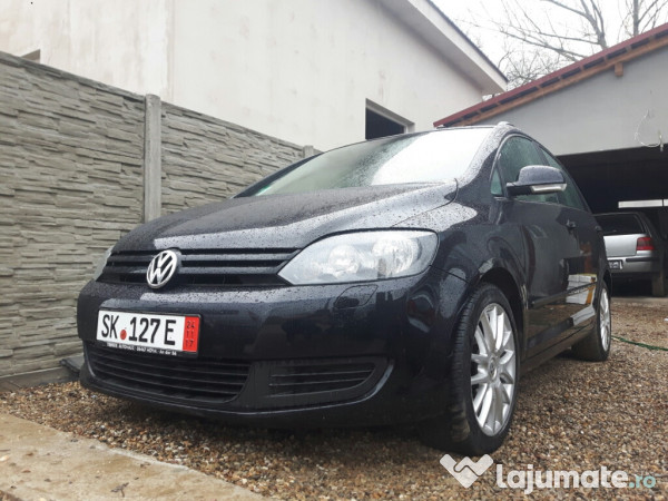 vw golf 6 plus 2 0 tdi 110 cp euro 5 2010 eur. Black Bedroom Furniture Sets. Home Design Ideas