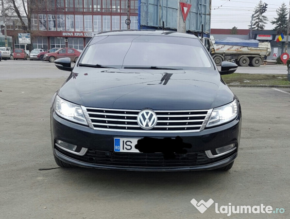 volkswagen passat cc 2 0tdi 170cp bi xenon led sp eur. Black Bedroom Furniture Sets. Home Design Ideas
