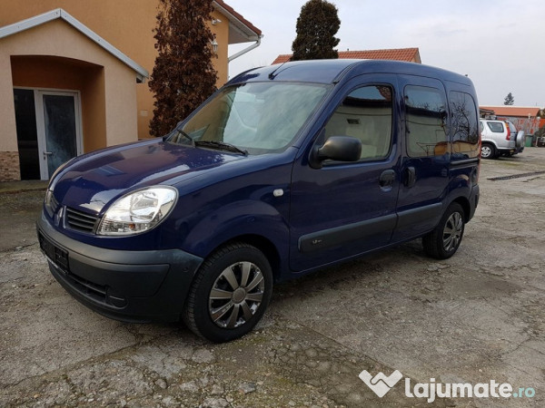 renault kangoo 1200 cmc benzina an 2009 eur. Black Bedroom Furniture Sets. Home Design Ideas
