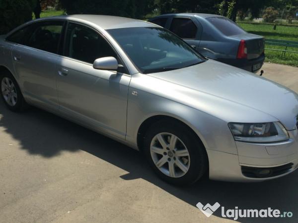 Audi A6 11 500 Eur Lajumate Ro