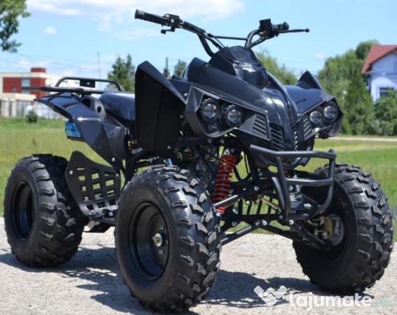 268c92fa95c Atv Mega Warrior 125cc Culoare:Negru, 1.300 eur - Lajumate.ro