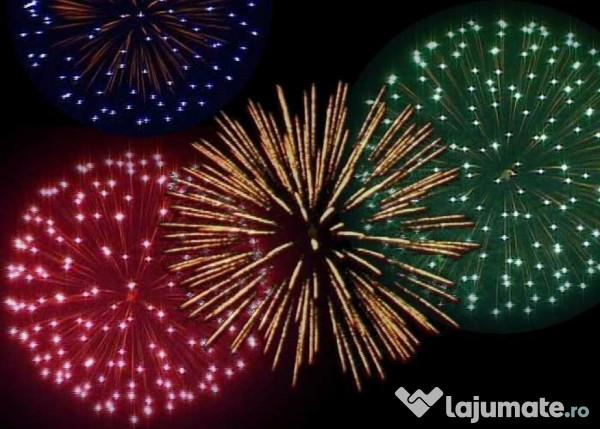 Pirotehnist Cu Experienta Execut Artificii De Nunta 100 Eur