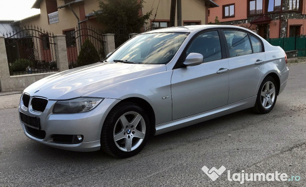 bmw 320 diesel e90 2009 euro 5 177 ps 6 1 trepte. Black Bedroom Furniture Sets. Home Design Ideas