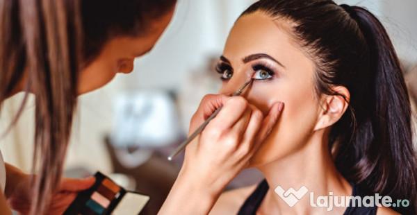 Make Up Artist La Domiciliu 150 Ron Lajumatero