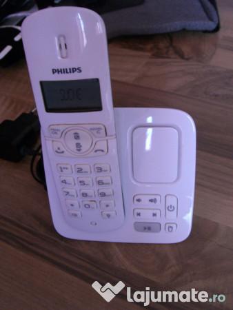telefon fara fir fix siemens gigaset cu acumulatori noi ...