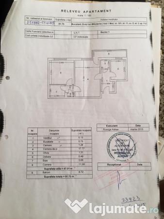 Vanzare  apartament  cu 2 camere Bucuresti, 1 Mai  - 56000 EURO