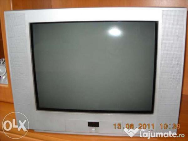 tv truvision diagonala 54 cm 250 ron. Black Bedroom Furniture Sets. Home Design Ideas