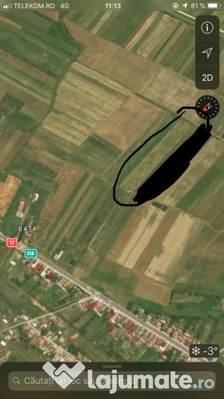 Vanzare  terenuri agricol  86 mp Bistrita Nasaud, Bata  - 25000 EURO