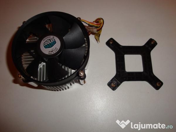 Cooler procesor cooler master intel LGA 775 aluminiu prinder, 40 ron