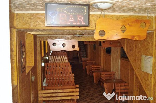 Mobilier Bar Din Lemn De Fag 2 000 Eur Lajumate Ro