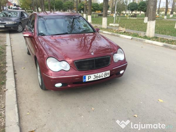 Mercedes Benz C220 W203 7 500 Ron Lajumate Ro