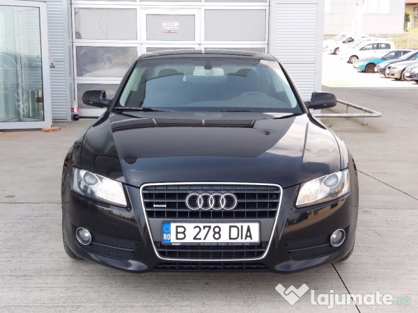 audi a5 2 0 tdi quattro 125 kw 170 cp eur. Black Bedroom Furniture Sets. Home Design Ideas