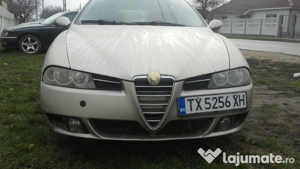 auto alfa romeo 156 facelift 1 9 jtd break 950 eur. Black Bedroom Furniture Sets. Home Design Ideas