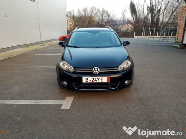 vw golf 6 break 2012 euro 5 2 0 tdi 140 cp eur. Black Bedroom Furniture Sets. Home Design Ideas