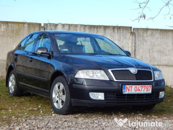 skoda octavia 2 0 tdi 140 cp 2008 eur. Black Bedroom Furniture Sets. Home Design Ideas